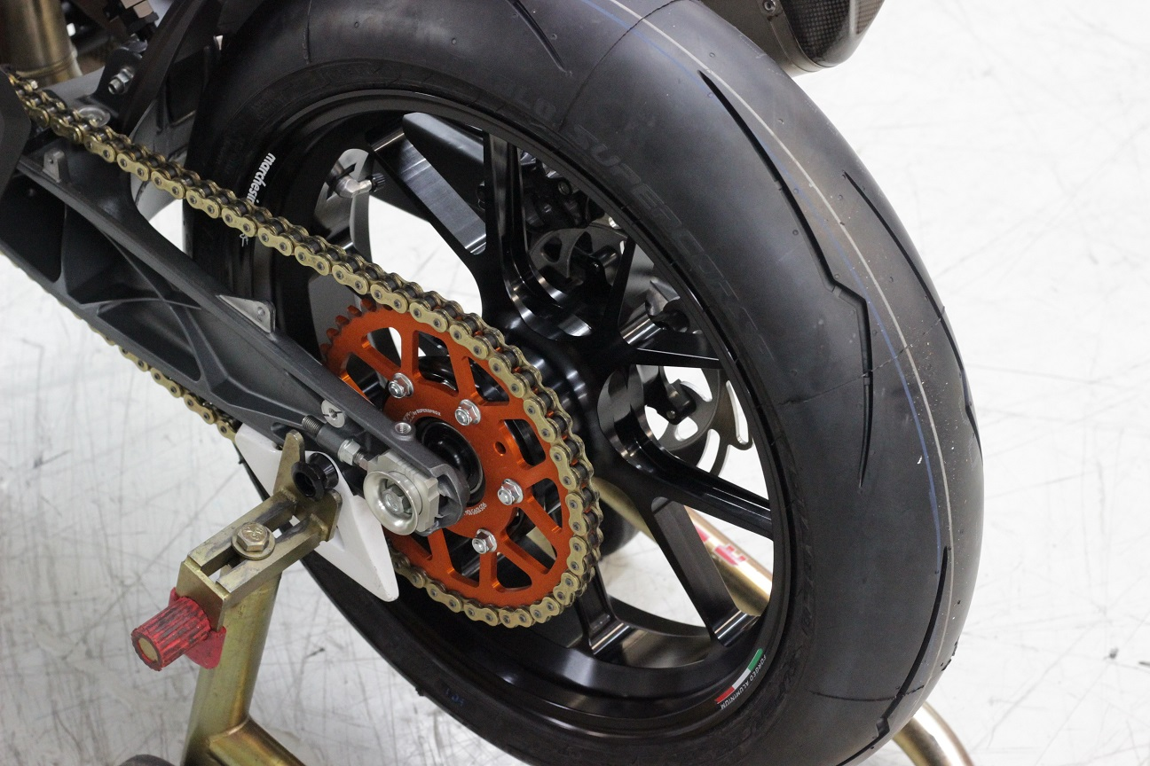 Ktm Store Ktm Street Powerparts Rc390 Wheel And