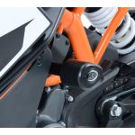 R&G Aero Crash Protectors for KTM RC 125 / RC 200 and RC 390     RG.CP0377BL